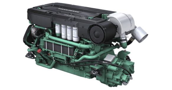 Volvo Penta D13-1000 motor